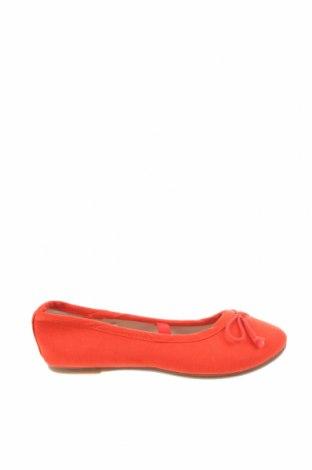 Детски обувки Lefties, Размер 28, Цвят Червен, Текстил, Цена 11,56лв.