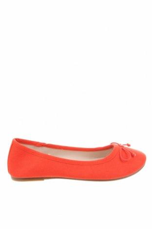 Детски обувки Lefties, Размер 34, Цвят Оранжев, Текстил, Цена 11,90лв.