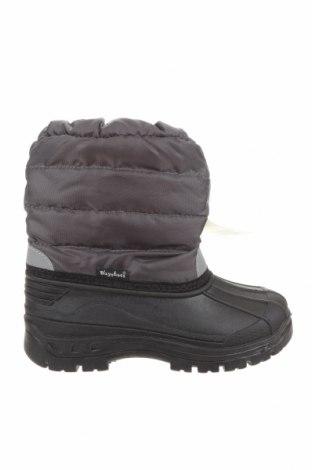 Детски обувки Playshoes, Размер 30, Цвят Сив, Текстил, еко кожа, Цена 48,95лв.