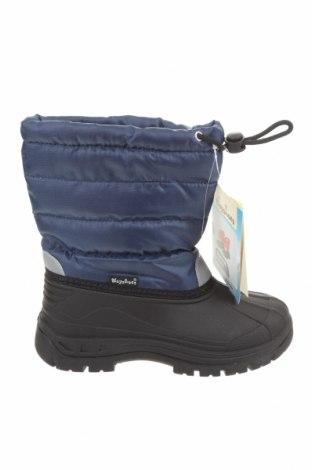 Детски обувки Playshoes, Размер 30, Цвят Син, Еко кожа, текстил, Цена 48,95лв.