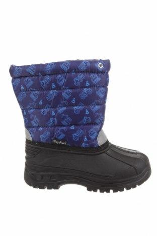 Детски обувки Playshoes, Размер 28, Цвят Черен, Полиуретан, текстил, Цена 43,45лв.