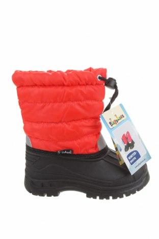 Детски обувки Playshoes, Размер 26, Цвят Черен, Полиуретан, текстил, Цена 48,95лв.