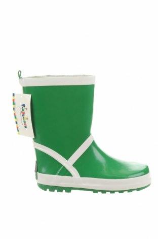 Детски обувки Playshoes, Размер 32, Цвят Зелен, Полиуретан, Цена 45,20лв.
