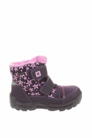 Детски обувки Richter, Размер 27, Цвят Лилав, Текстил, еко кожа, Цена 33,97лв.