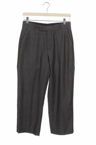 Pantaloni pentru copii Calvin Klein, Mărime 15-18y/ 170-176 cm, Culoare Gri, 80% poliester, 20% viscoză, Preț 28,19 Lei