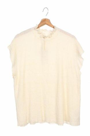 Dětský svetr  Zara, Velikost 13-14y/ 164-168 cm, Barva Krémová, 65%acryl, 35% polyamide, Cena  137,00Kč