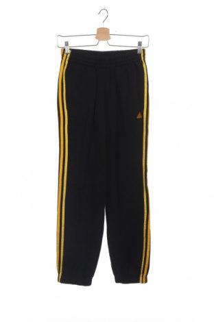Παιδική κάτω φόρμα Adidas, Μέγεθος 12-13y/ 158-164 εκ., Χρώμα Μαύρο, 80% βαμβάκι, 20% πολυεστέρας, Τιμή 8,84€