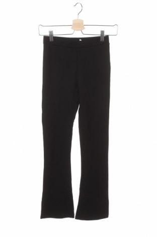 Dětské tepláky Zara, Velikost 13-14y/ 164-168 cm, Barva Černá, 72% viskóza, 24% polyamide, 4% elastan, Cena  150,00Kč