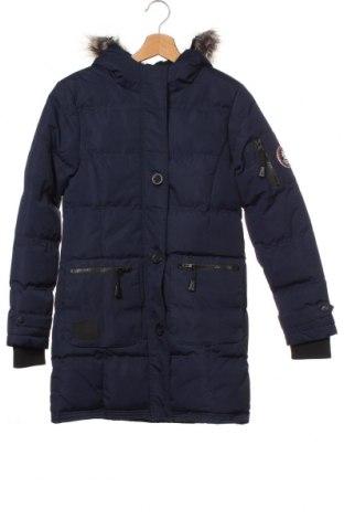 Dziecięca kurtka Canadian Peak, Rozmiar 14-15y/ 168-170 cm, Kolor Niebieski, Poliester, Cena 354,38zł