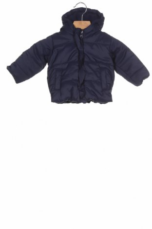 Geacă pentru copii United Colors Of Benetton, Mărime 2-3m/ 56-62 cm, Culoare Albastru, Poliester, Preț 86,25 Lei
