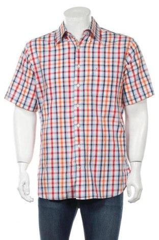 Мъжка риза Brax, Размер L, Цвят Многоцветен, Памук, Цена 20,40лв.