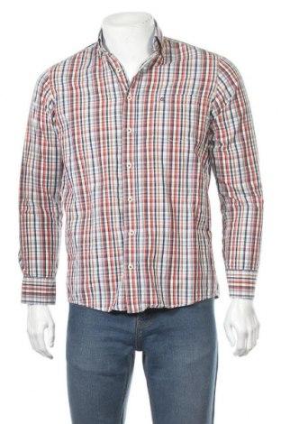 Мъжка риза Casa Moda, Размер S, Цвят Многоцветен, Памук, Цена 8,16лв.