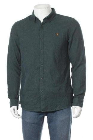 Pánská košile  Farah, Velikost L, Barva Zelená, Bavlna, Cena  303,00Kč