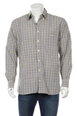 Мъжка риза Gant, Размер L, Цвят Многоцветен, 96% памук, 14% еластан, Цена 31,50лв.