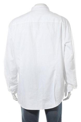 Мъжка риза Pier One, Размер 3XL, Цвят Бял, 65% полиестер, 35% памук, Цена 39,00лв.