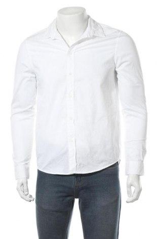 Pánská košile  Pier One, Velikost S, Barva Bílá, Bavlna, Cena  179,00Kč