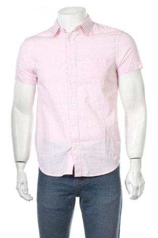 Pánská košile  Wrangler, Velikost S, Barva Růžová, Bavlna, Cena  273,00Kč
