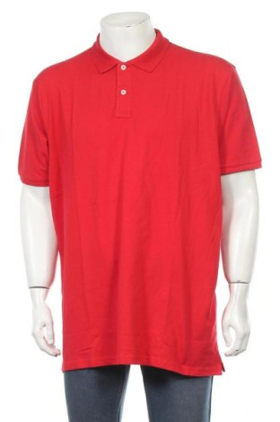 Мъжка тениска Clique, Размер XXL, Цвят Червен, Памук, Цена 18,24лв.