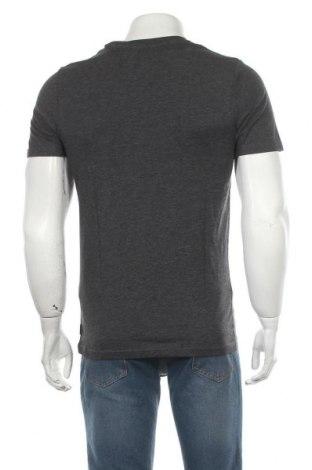 Tricou de bărbați Core By Jack & Jones, Mărime S, Culoare Gri, 68% bumbac, 32% poliester, Preț 120,89 Lei