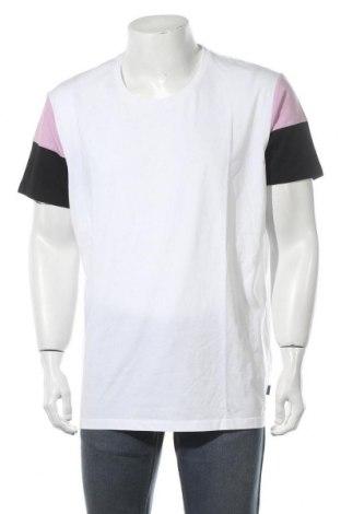 Мъжка тениска Edc By Esprit, Размер XL, Цвят Бял, Памук, Цена 20,16лв.