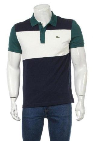 Pánské tričko  Lacoste, Velikost M, Barva Modrá, 94% bavlna, 6% elastan, Cena  804,00Kč