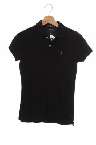 Мъжка тениска Polo By Ralph Lauren, Размер XS, Цвят Черен, Памук, Цена 36,75лв.