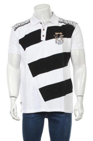 Мъжка тениска Red Bridge company, Размер XL, Цвят Бял, Памук, Цена 24,00лв.