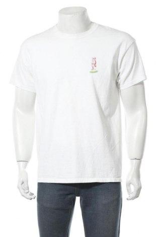 Мъжка тениска Urban Outfitters, Размер S, Цвят Бял, Памук, Цена 12,87лв.