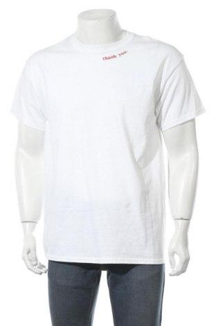 Мъжка тениска Urban Outfitters, Размер S, Цвят Бял, Памук, Цена 12,18лв.