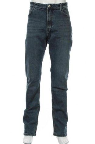 Pánské džíny  Celio, Velikost XL, Barva Modrá, 85% bavlna, 14% polyester, 1% elastan, Cena  600,00Kč
