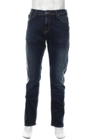 Мъжки дънки Ltb, Размер L, Цвят Син, 98% памук, 2% еластан, Цена 38,27лв.