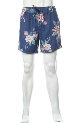 Мъжки къс панталон Joules, Размер L, Цвят Син, Полиестер, Цена 11,74лв.
