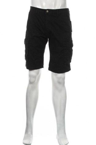 Мъжки къс панталон Polo Club, Размер M, Цвят Черен, 97% памук, 3% еластан, Цена 22,06лв.