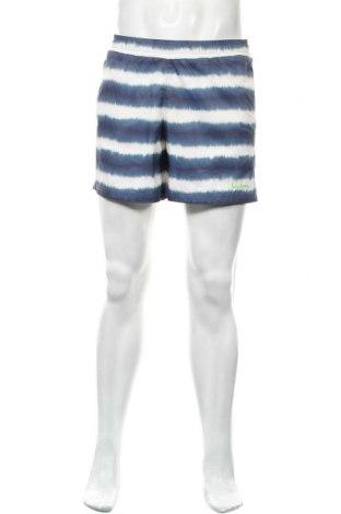 Pánské kraťasy Urban Outfitters, Velikost S, Barva Modrá, Polyester, Cena  342,00Kč