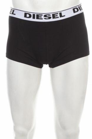 Set de bărbați Diesel Underwear, Mărime S, Culoare Negru, 95% bumbac, 5% elastan, Preț 102,14 Lei