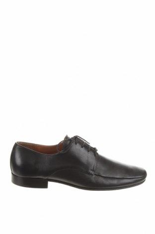 Ανδρικά παπούτσια Bally, Μέγεθος 44, Χρώμα Μαύρο, Γνήσιο δέρμα, Τιμή 58,02€