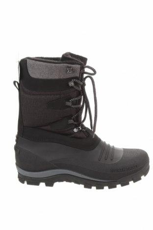 Ανδρικά παπούτσια CMP, Μέγεθος 42, Χρώμα Μαύρο, Κλωστοϋφαντουργικά προϊόντα, πολυουρεθάνης, Τιμή 40,54€