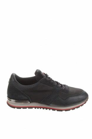 Ανδρικά παπούτσια Tod's, Μέγεθος 38, Χρώμα Μπλέ, Κλωστοϋφαντουργικά προϊόντα, γνήσιο δέρμα, φυσικό σουέτ, Τιμή 88,33€