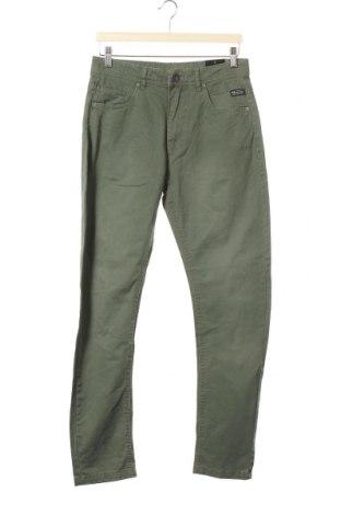 Pánské kalhoty  Outfitters Nation, Velikost S, Barva Zelená, Bavlna, Cena  187,00Kč