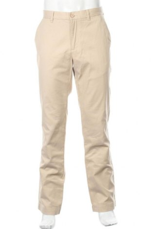 Мъжки панталон Pierre Cardin, Размер L, Цвят Бежов, Памук, Цена 10,53лв.
