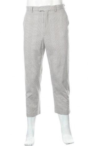 Мъжки панталон Uniqlo, Размер S, Цвят Сив, Памук, Цена 6,58лв.