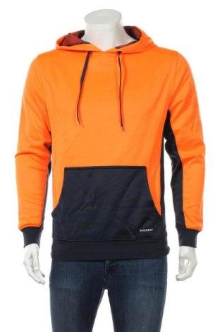 Мъжки суичър Jackeroo, Размер XS, Цвят Оранжев, Полиестер, Цена 23,52лв.