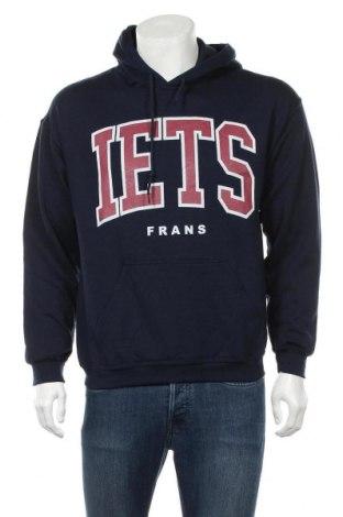 Мъжки суичър Urban Outfitters, Размер S, Цвят Син, 50% памук, 50% полиестер, Цена 23,08лв.