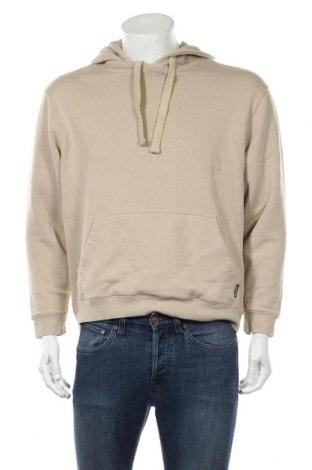 Мъжки суичър Your Turn, Размер M, Цвят Бежов, 80% памук, 20% полиестер, Цена 24,00лв.