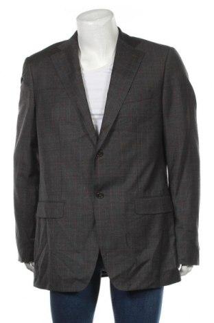 Мъжко сако, Размер XL, Цвят Сив, Вълна, Цена 6,30лв.