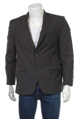 Мъжко сако Angelo Litrico, Размер L, Цвят Сив, Цена 7,47лв.