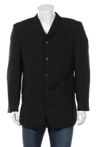 Мъжко сако Aquila, Размер L, Цвят Черен, 100% вискоза, Цена 29,40лв.