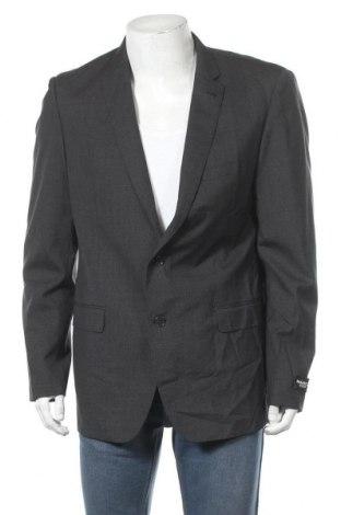 Мъжко сако Marcs, Размер M, Цвят Сив, Вълна, Цена 7,09лв.