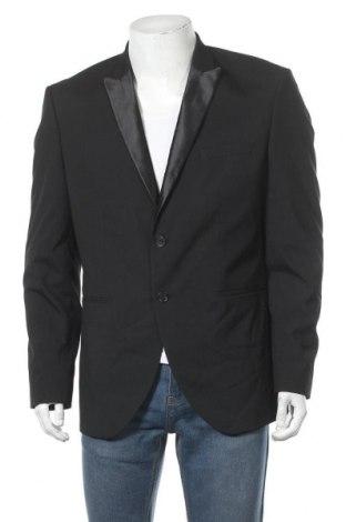 Pánské sako  Selected Homme, Velikost XL, Barva Černá, 65% polyester, 33% viskóza, 2% elastan, Cena  541,00Kč