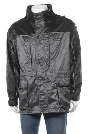 Мъжко спортно яке, Размер M, Цвят Сив, Полиамид, Цена 11,29лв.